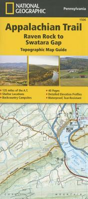 Appalachian Trail, Raven Rock to Swatara Gap [Pennsylvania] Cover Image