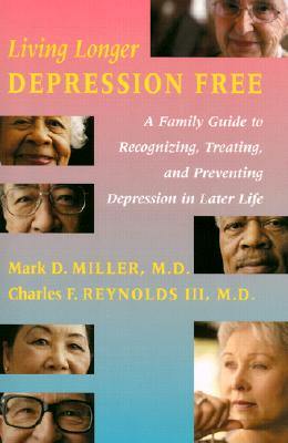 Living Longer Depression Free Cover