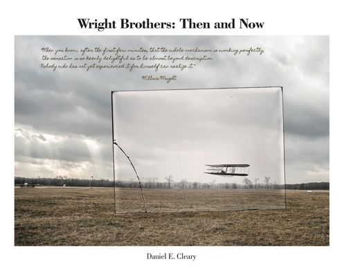Wright Brothers: Then and Now Cover Image