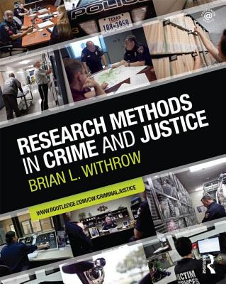 Research Methods in Crime and Justice (Criminology and Justice Studies) Cover Image