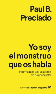 Yo Soy El Monstruo Que OS Habla Cover Image