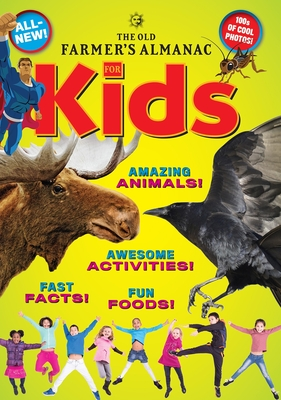Cover for The Old Farmer's Almanac for Kids, Volume 7