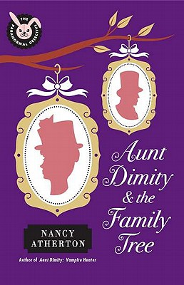 Aunt Dimity and the Family Tree Cover