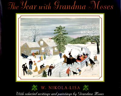 The Year with Grandma Moses Cover