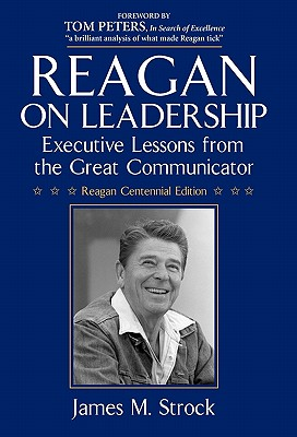 Reagan on Leadership Cover