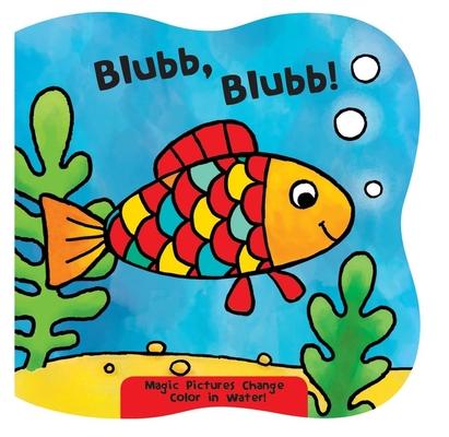 Blubb, Blubb! (Magic Bath Books) Cover Image