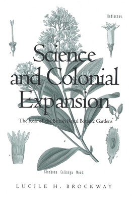 Cover for Science and Colonial Expansion