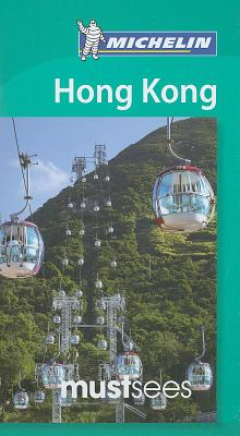 Michelin Must Sees Hong Kong Cover