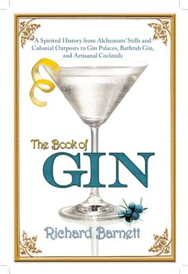 The Book of Gin Cover