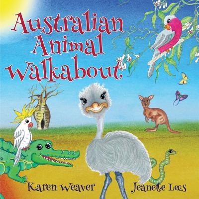 Australian Animal Walkabout Cover Image