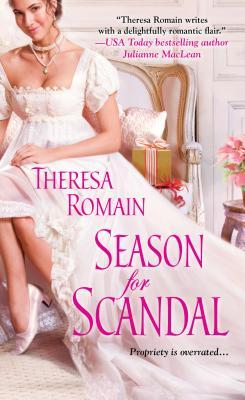 Season for Scandal Cover