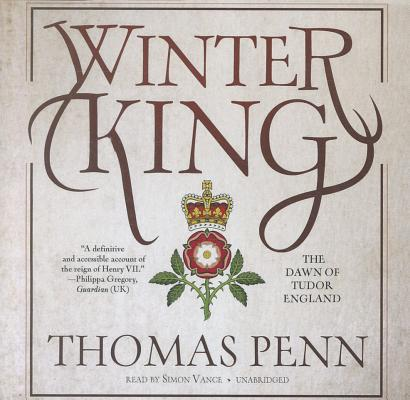 Cover for Winter King