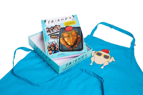 Friends: The Official Cookbook Gift Set Cover Image
