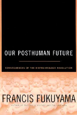 Our Posthuman Future Cover