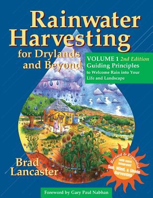 Rainwater Harvesting for Drylands and Beyond, Volume 1, 2nd Edition Cover