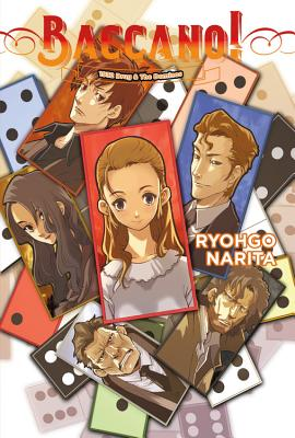Baccano!, Volume 4 Cover