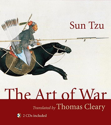 The Art of War [With 2 CDs] Cover