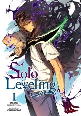 Solo Leveling, Vol. 1 (comic) (Solo Leveling (manga) #1) Cover Image