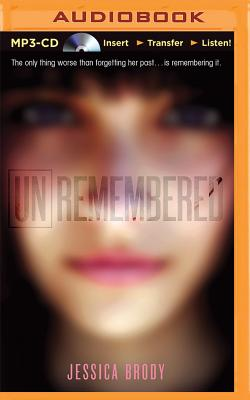 Unremembered (Unremembered Trilogy #1) Cover Image