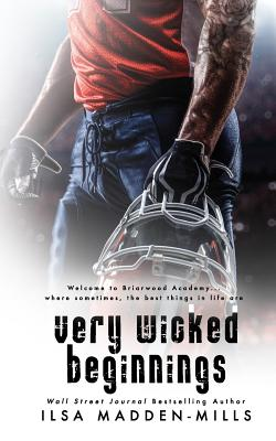 Very Wicked Beginnings (Briarwood Academy #1) Cover Image