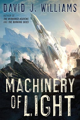 The Machinery of Light Cover