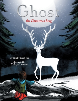 Ghost the Christmas Stag Cover Image