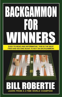 Backgammon for Winners, 1 Cover Image