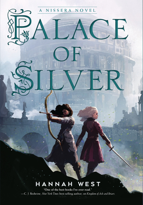 Palace of Silver: A Nissera Novel (The Nissera Chronicles #3) Cover Image