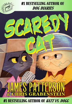 Scaredy Cat Cover Image