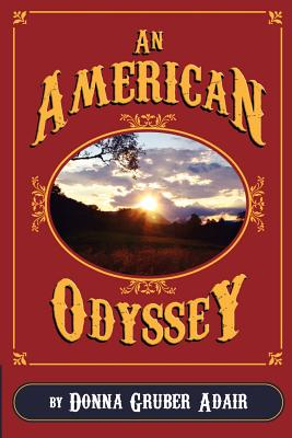 An American Odyssey Cover