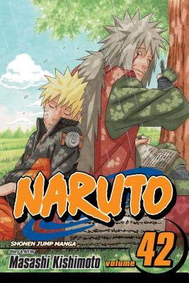 Naruto, Vol. 42 cover image