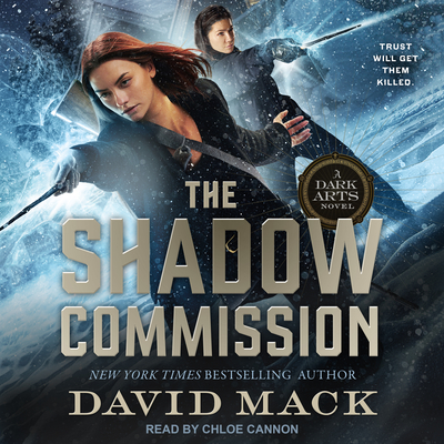 The Shadow Commission (Dark Arts #3) Cover Image