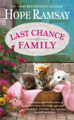 Last Chance Family Cover