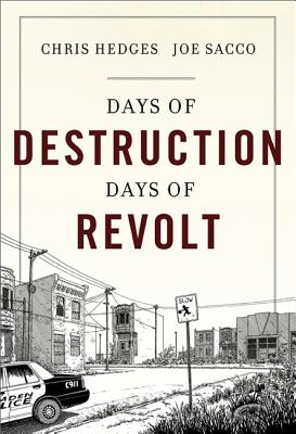 Days of Destruction, Days of Revolt Cover Image