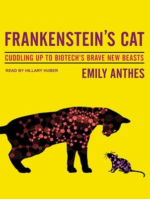 Frankenstein's Cat Cover