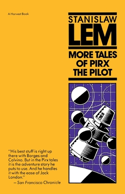 More Tales of Pirx the Pilot Cover