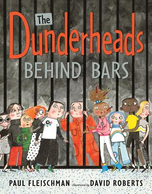 The Dunderheads Behind Bars Cover
