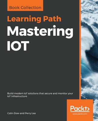 Mastering Iot Cover Image