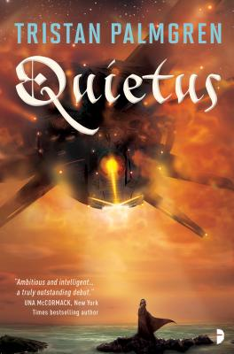 Cover for Quietus (The Unity #1)