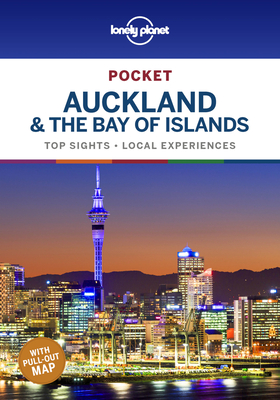 Lonely Planet Pocket Auckland & the Bay of Islands 1 Cover Image