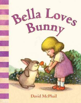 Bella Loves Bunny Cover