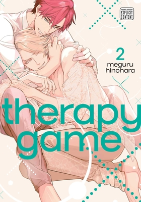 Therapy Game, Vol. 2 Cover Image