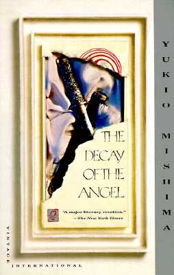 The Decay of the Angel Cover