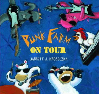 Punk Farm on Tour Cover