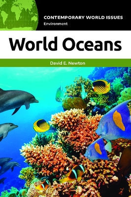 World Oceans: A Reference Handbook (Contemporary World Issues) Cover Image