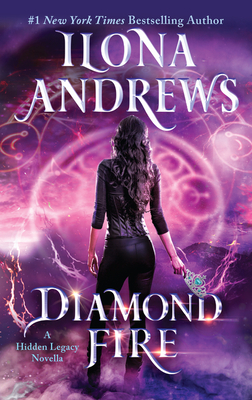 Diamond Fire: A Hidden Legacy Novella Cover Image