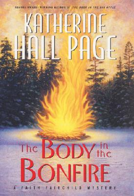 The Body in the Bonfire Cover
