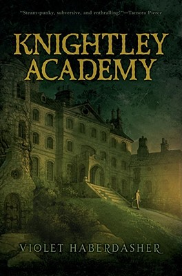 Knightley Academy Cover