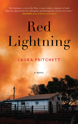 Red Lightning Cover Image