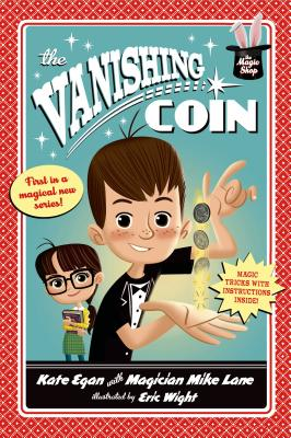 The Vanishing Coin (Magic Shop Series #1) Cover Image